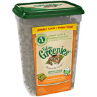 Feline Greenies Dental Cat Treats, Oven Roasted Chicken Flavor, Pets Oral Health