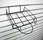 Внешний вид - Slat wall Hat Rack - Metal Wire Slat Wall Cap Hat Rack For Retail