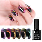 UR SUGAR 7.5ml 3D Cat Eye Gel Polish Soak Off UV Gel Varnish Black Based Need