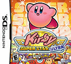 Kirby Super Star Ultra Nintendo DS 2008 GAME ONLY
