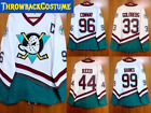 Kyпить The Mighty Ducks Movie Jersey 96 Charlie Conway 99 Adam Banks 66 BOMBAY 44 Reed на еВаy.соm