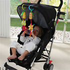 Infant Baby Soft Rattle Toys Stroller Hanging Bell Puppet Handbells Baby Car L