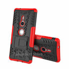 New Heavy Duty Gorilla Shock Proof kick Stand Builder Case Cover for Sony Xperia