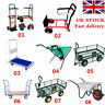 More images of Heavy duty Truck Hand Sack Carriage Trolley Barrow Cart Garden Platform Trailer