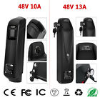 36V/48V E-Bike Battery Electric Bike Li-ion Pack Lockable with USB Charging Port <br/> Strong Charge Retention*BMS*Anti-thef*Power Display*CE