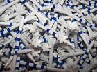 "100 New Champ My Hite 3 & 1/4"" Zarma Striped 3.25 Golf Tees Blue Red or Black"