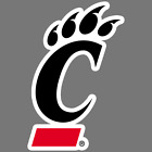 Cincinnati Bearcats NCAA Football Vinyl Sticker Car Truck Window Decal Laptop