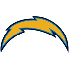 Los Angeles Chargers NFL Football Vinyl Sticker Car Truck Window Decal Laptop $3.49 USD on eBay