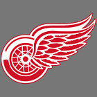 Detroit Red Wings NHL Hockey Vinyl Sticker Car Truck Window Decal Laptop Yeti $4.49 USD on eBay