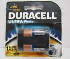 Duracell Ultra Photo 6V 245/DL245/EL2CR5/2CR5 Lithium Battery [exp date 03/2020]