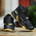 Mens Basketball Shoes LBJ 11 XI Canvas Performance Sport Shoes Athletic Sneakers