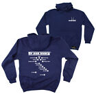 FB Rugby Hoodie - Postitions - Novelty Birthday Christmas Gift Hoody Jumper