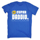 Fathers Day Gifts SUPER DADDIO T-SHIRT funny novelty best dad daddy t shirts tee