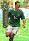 2014 Topps Chrome Major League Soccer Mexican National Team Players RefractorSoccer Cards - 183444