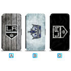 Los Angeles Kings Leather Case For iPhone X Xs Max Xr 7 8 Plus Galaxy S9 S8 $7.99 USD on eBay
