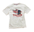 Triumph Motorcycles Men's Amos Tee MTSS18206 $50.88 AUD on eBay