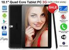 """10.1"""" Tablet Pc Android Quad Core Wifi Bluetooth"""