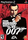 James Bond 007: From Russia With Love - PlayStation 2 Complete FREE SHIPPING $5.99 USD on eBay