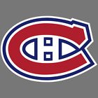 Montreal Canadiens NHL Hockey Vinyl Sticker Car Truck Window Decal Laptop Yeti $3.25 USD on eBay