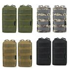 2Pcs Gear Utility Compact Pouches Water Resistant 600d Nylon Outdoor Hunting Bag
