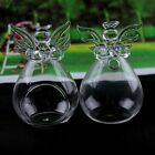 Glass Crystal Hanging Candle Holder Angle Shape Hydroponic Container Vase