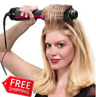 Revlon Pro Collection Salon One-Step Hair Dryer and Volumizer Oval Brush Design