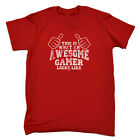 Funny Kids Childrens T-Shirt tee TShirt - This Is What Awesome Gamer
