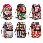 Multi-color Small Cross Body Purse for Women Girls Cell Phone Shoulder Bag
