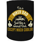 Stubby Holder - cooler dad biker CYCLING BICYCLE BIKE - Funny Novelty Stubbie