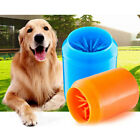 Pet Cats Dog Foot Clean Cup Cleaning Tool Soft Washing Brush Paw Washer