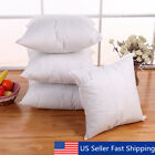 ALL SIZE Euro Cotton Cushion Throw Pillow Sofa Waist Pillowcase Filler Insert ! image