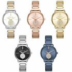 Michael Kors Portia Diamond Accent Sub Dial Stainless Steel Strap Ladies Watch