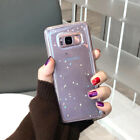 Bling Glitter Star Shockproof Silicone Soft Rubber Case Cover Best Gift ForPhone