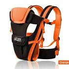 Beth Bear Breathable Baby Carrier - 4 in 1 Infant Sling Backpack Pouch