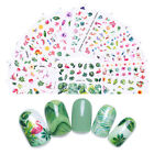 8 Sheets Summer Theme Nail Art Water Decals  Nails Transfer $0.76 USD on eBay