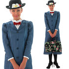 Adulto Donna Mary Poppins Costume