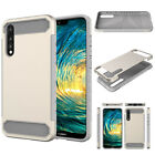 For Huawei P20 Pro Nova 3e Case Heavy Duty Hybrid Rubber Shockproof Armor Cover