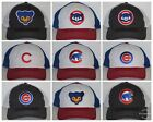 Chicago Cubs Retro Snapback Cap ⚾️Hat ⚾️CLASSIC MLB Patch Logo ⚾️5 Styles ⚾️New on Ebay