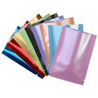 Heat Seal Colors Aluminum Foil Bags Mylar Food Storage Vacuum Pouches Packing