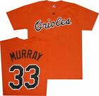 Baltimore Orioles Eddie Murray Throwback Majestic T Shirt on Ebay