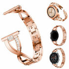 Stainless Steel Band Strap  Bracelet For Samsung Galaxy Watch 42/46mm R800 R810 image