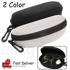 Kyпить Glasses Case Box Sunglass Protector Travel Hard Eyeglass Zipper with Belt Clip на еВаy.соm