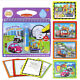 water painting book Drawing Mat Board Magic Pen Doodle Baby Toy traffic Fashion