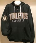 Oakland ATHLETICS SPIRIT Reversible Hoodie by G-III-Embroidery & printed logos on Ebay