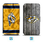 Nashville Predators Leather Case For iPhone X Xs Max Xr 7 8 Plus Galaxy S9 S8 $7.99 USD on eBay