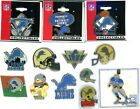 Lions Vintage Pin Choice 13 Pins Some new on card Detroit NFL Barry Sanders coke on eBay