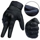 Tactical Gloves Motorcycle Army Military Police Rubber Knuckle Men Outdoor XLTactical Gloves - 177898