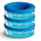 Kyпить Angelcare Nappy Disposal System Refill Cassettes Wrappers Bag Sacks Pack Bin на еВаy.соm