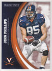 2016 PANINI UNIVERSITY OF VIRGINIA COLLEGIATE CARDS ** $.99 SHIPPING