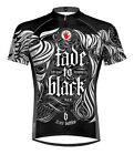 Left Hand Brewing Fade to Black Beer Cycling Jersey by Primal Wear with Socks